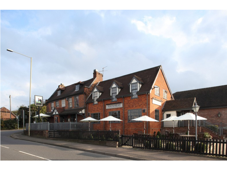 The Nags Head in Brentwood are Re-Opening with a Party
