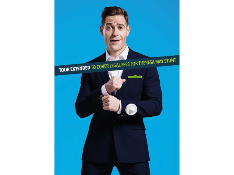 LEE NELSON SET TO EMBARK ON THE THIRD LEG OF HIT 'SERIOUS JOKER' TOUR