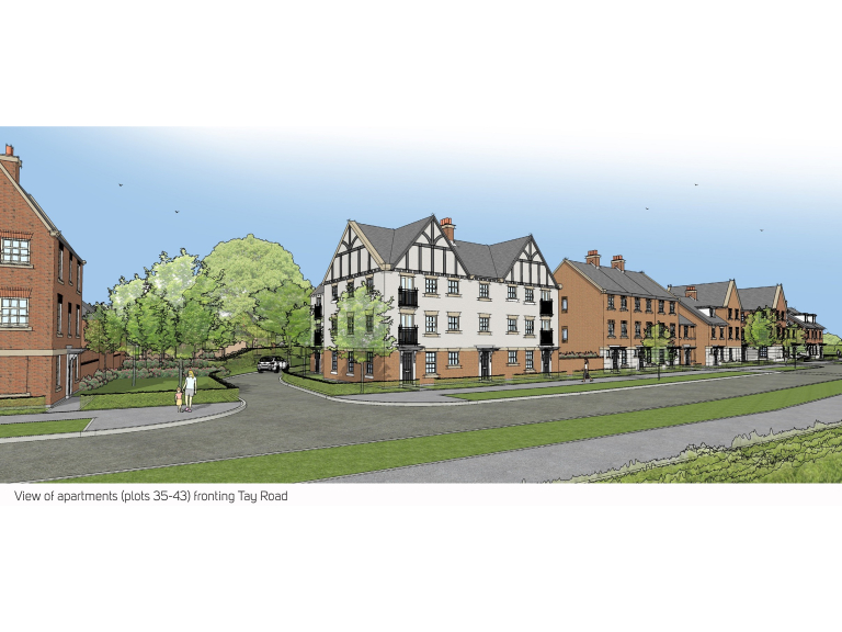 163 New Homes Confirmed for New Lubbesthorpe