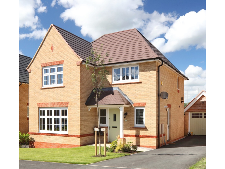 READYMADE HOMES IN NEW POULTON COMMUNITY