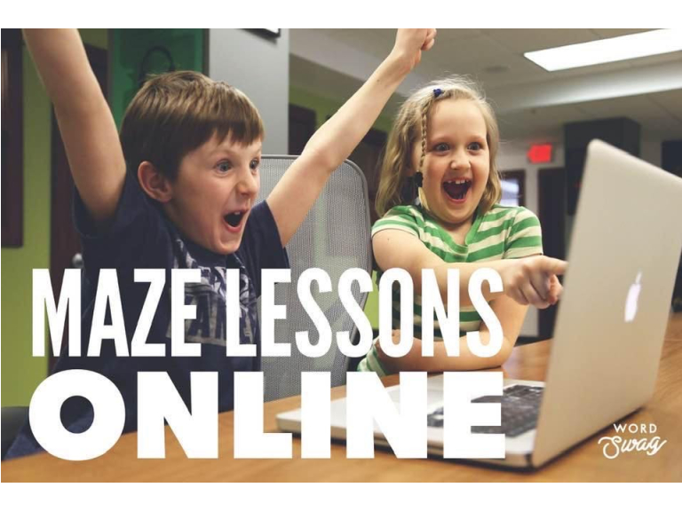 Online Lessons available at Maze Tuition