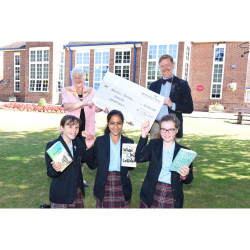 SOLIHULL STUDENTS IN THE GOOD BOOKS WITH SHORT STORY COMPETITION