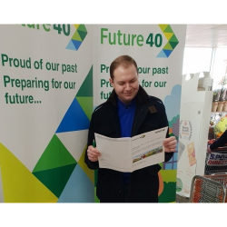Vision for Epsom and Ewell moves one step closer #Future40