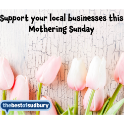 Some really cool Mother's Day Gifts whilst supporting local businesses