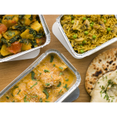 What should I have from the Indian takeaway?