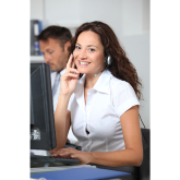 Telephone answering services - Allow people to be in two places at once