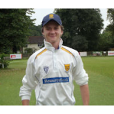Bright future for Shropshire cricketer