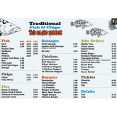 Best of St Neots - Introducing Traditional Fish & Chips (next to Spar)