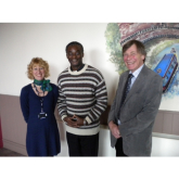 The Wingate Centre links up with Tanzania