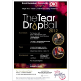 The Tear Drop Ball Returns For 2012 To Support Wipe Your Tears, A Charity With Close Ties To The Bolton Community