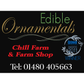 Chawston Chilli Farm just outside St Neots celebrates supermarket listing.