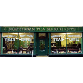 Enjoy Chesterfields' Best Tea and Coffee in Northern Tea Merchants Newly Air-Conditioned Tea Room