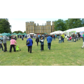 Free week-end at Hardwick Hall