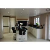 """Outstanding Handmade Kitchen"" from King's Lynn Kitchen Designers"
