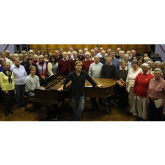 Henley Choral Society get ready to celebrate summer 2012