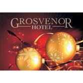 Christmas and New Year Dining and Party Nights at The Grosvenor Hotel and Fusion Restaurant in Rugby