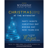 Christmas 2012 at The Wynnstay