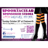 Spooktacular Sponsored Stroll