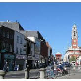 Only 8% of Colchester's town centre shops stand empty