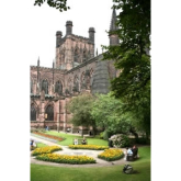 Chester Cathedral Gardens Go Access All Areas