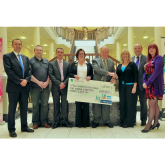 Thebestof businesses group together to raise funds for lsle of Man charities