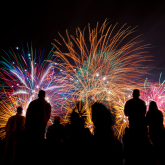 Firework Displays in Brighton and Hove - 2016