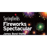 Save up to 40% on our Fireworks Spectacular