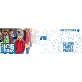WIN FAMILY TICKETS TO THE 'NEW' TELFORD ICE RINK
