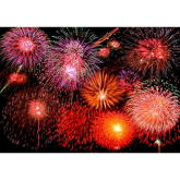 Fantastic fireworks set to dazzle residents