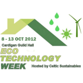 Don't miss Cardigan Eco Technology Week 2012