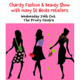 St Neots Fashion Show a resounding success!