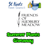 Summer Plants Giveaway St Neots Town Council Saturday 20th Oct