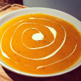 Halloween Pumpkin Ideas - Pumpkin Soup