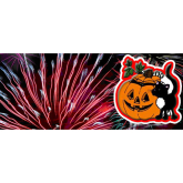 Frights and Fireworks – Halloween and Bonfire Night 2012!