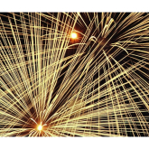 Newmarket Lions Firework Display 2012
