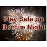Stay safe on Bonfire Night