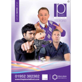 Oakengates Theatre Telford - New Autumn / Winter Programme now available