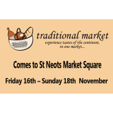 Traditional European Food and Craft Fair comes to St Neots