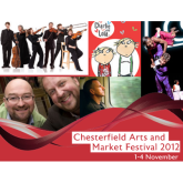 Chesterfield Arts & Markets Festival 2012