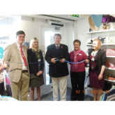 Sue Ryder Shop Opens In Henley