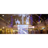 Norwich Christmas  - Santa's Grotto's and Christmas Lights.
