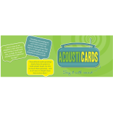 Hitchin's Paul Arnold launches Acousticards app