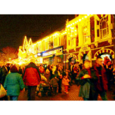 Swadlincote Christmas Lights Switch On