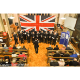 Choir Concert for Derbyshire Blood Bikes is a Huge Success
