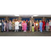 Grantham College Students Support Children In Need