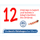 12 Ways to Support Local Business in Bishop's Stortford this Christmas