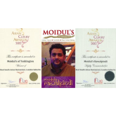 Moidul's restaurants scoop major national awards