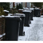 Bin collections over Christmas and the New Year period