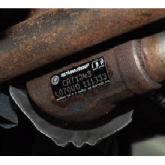 Security Marking Day for catalytic converters