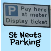 Car Parking Charges increase for St Neots March 2013